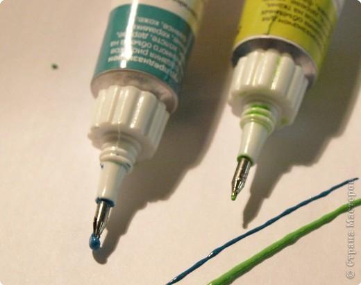 Контуры, стержни для гелевых ручек (для капиллярных не подходят) фото 6