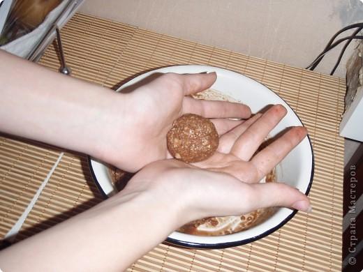 Вафельные шарики ОЧЕНЬ ВКУСНО =) МК фото 12