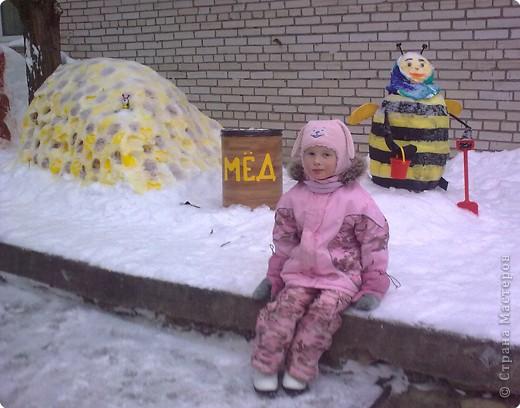 В нашем садике прошел конкурс на лучшую постройку из снега. Наверняка многим родителям это знакомо.. Наши все приступили к работе с большим энтузиазмом и вот результаты. Получилось все так красиво и ярко , что все жители ходили фотографироваться , как на выставку :-)   ваза с фруктами фото 22
