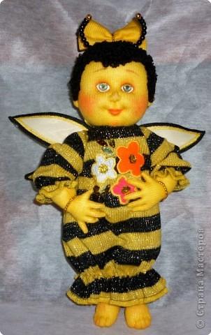 Я матрос, хоть и не дорос. Текстильная кукла. Рост 25 см фото 8