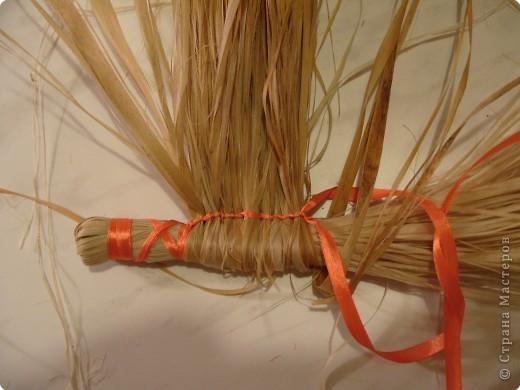 Мастер-класс Масленица Плетение Конь златогривый МК Нитки фото 8