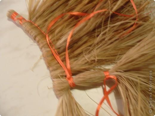 Мастер-класс Масленица Плетение Конь златогривый МК Нитки фото 11