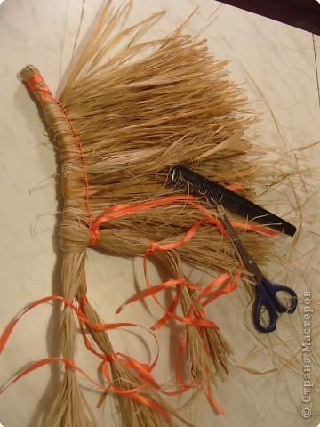Мастер-класс Масленица Плетение Конь златогривый МК Нитки фото 12
