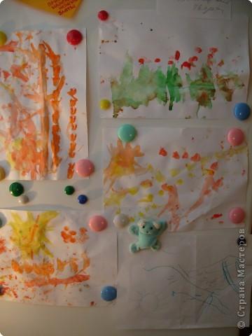 Стала я учиться рисовать акварельными красками. Столько нового для себя узнала..... фото 10