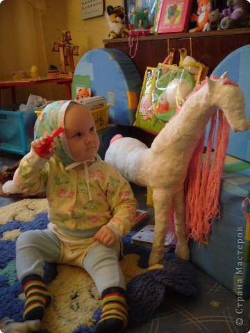 ... Хотели коня, а получилась лошадка... фото 5