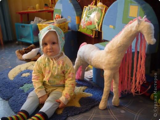 ... Хотели коня, а получилась лошадка... фото 7
