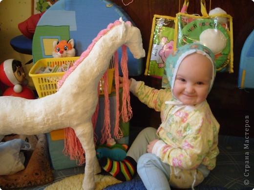 ... Хотели коня, а получилась лошадка... фото 6