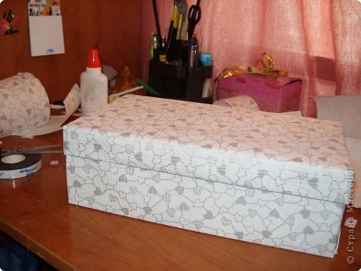 Коробка упаковочная своими руками