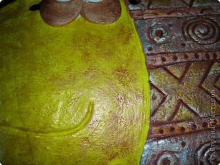 Мастер-класс Лепка Рыбы Небольшой МК по покраске Тесто соленое фото 11