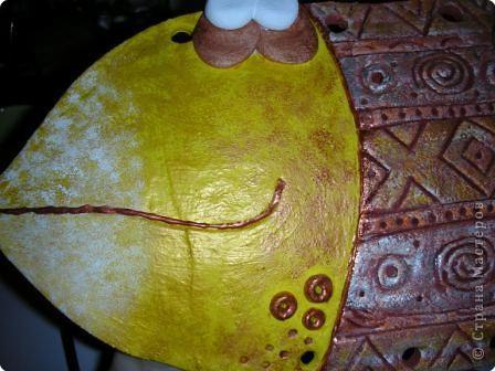 Мастер-класс Лепка Рыбы Небольшой МК по покраске Тесто соленое фото 12
