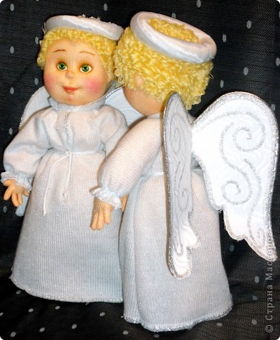 Я матрос, хоть и не дорос. Текстильная кукла. Рост 25 см фото 12