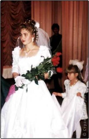 Свадьба Шитьё СВАДЕБНОЕ ПЛАТЬЕ Ткань фото 1
