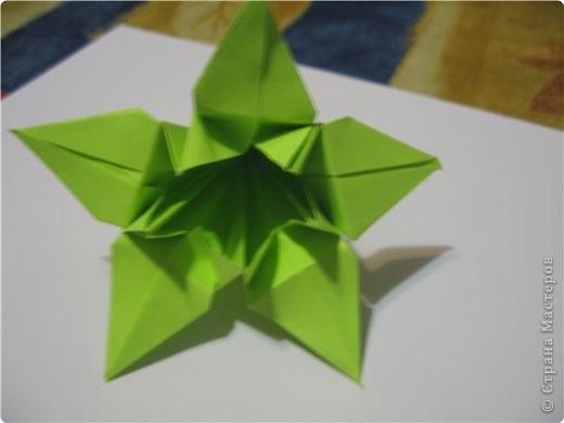 Мастер-класс Оригами МК