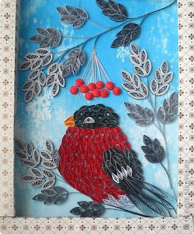 Открыток архангельское, квиллинг снегирь открытка