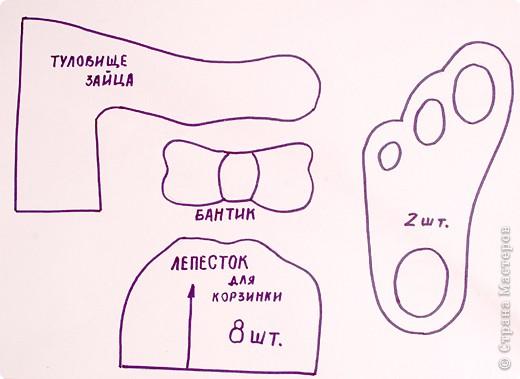 Пасхальный зайка фото 3