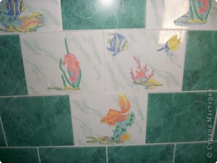 декор ванной фото 2