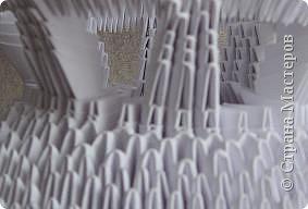 Мастер-класс Поделка изделие Масленица Оригами китайское модульное Золотой самоварМК Бумага фото 12