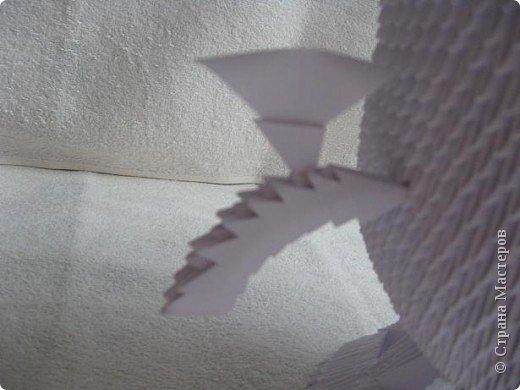 Мастер-класс Поделка изделие Масленица Оригами китайское модульное Золотой самоварМК Бумага фото 15
