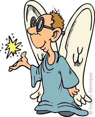Знакомтесь, ангел Аркадий - хранитель семейного очага!!! фото 2