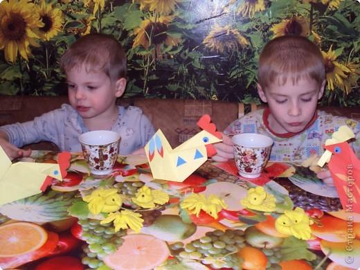 Все имеет начало, середину и конец. Чтобы событие осталось в памяти ребенка, оно должно закончиться весело и интересно.  фото 13