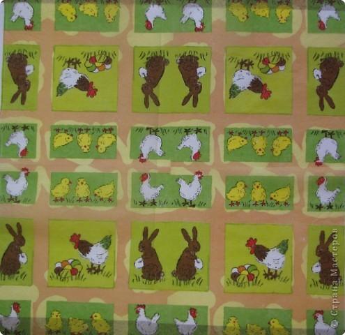 Пасхальный салатник фото 2