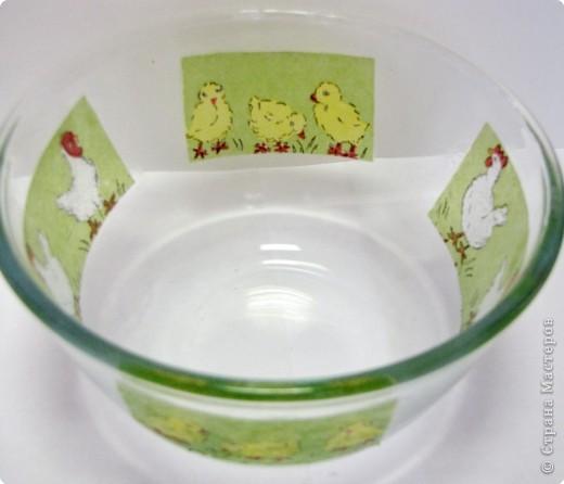 Пасхальный салатник фото 6