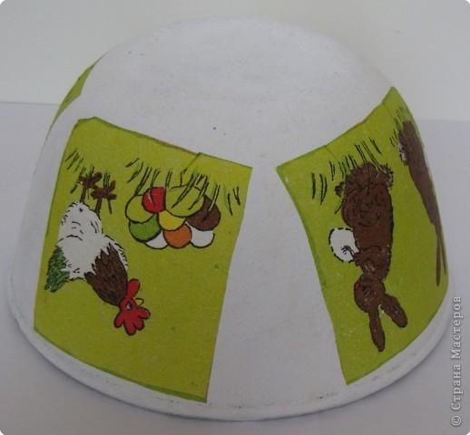 Пасхальный салатник фото 11