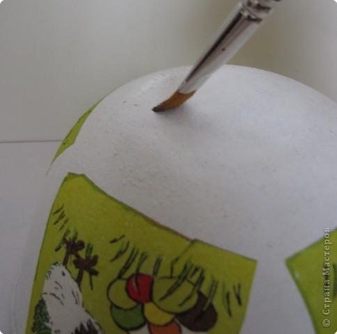 Пасхальный салатник фото 13