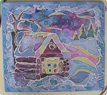 Батик: Из зимнего 2