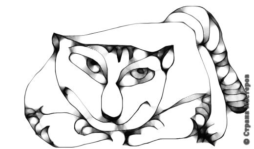 Вы только попробуйте и эскизы сможете делать сами   http://mrdoob.com/projects/harmony/#shaded фото 2