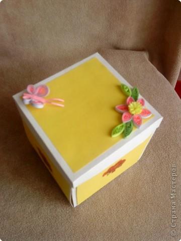 Квиллинг: Волшебные коробочки фото 4