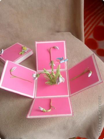 Квиллинг: Волшебные коробочки фото 3