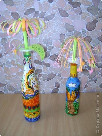 Вот вам и вазочки фото 1