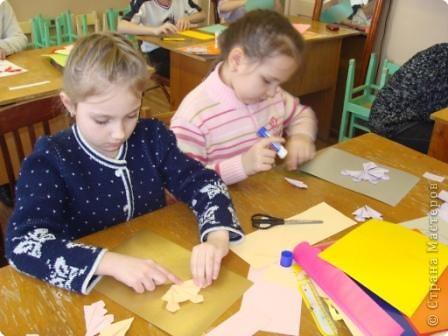 7 марта я проводила VII городскую олимпиаду по оригами среди учащихся школ города Енисейска. Первый тур был заочный. Был запущен треугольный модуль. Нужно было в технике китайского модульного оригами сложить любую модель. И вот, что дети сотворили. фото 16