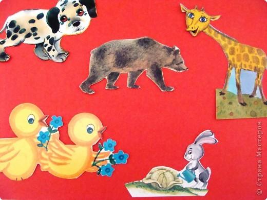 Пока ребенок маленький он живет в мире сказок, где комары и мухи, медведи и лягушки мирно живут в одном теремке. Художники рисуют животных , иногда специально не соблюдая истинных размеров животных. Дети рисуют на стандартном листе, лепят из комочка глины, который умещается в кулачке. Вот и случается, что гриб и елочка могут быть одной высоты.   фото 1