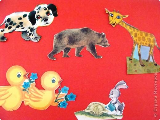 Пока ребенок маленький он живет в мире сказок, где комары и мухи, медведи и лягушки мирно живут в одном теремке. Художники рисуют животных , иногда специально не соблюдая истинных размеров животных. Дети рисуют на стандартном листе, лепят из комочка глины, который умещается в кулачке. Вот и случается, что гриб и елочка могут быть одной высоты.   фото 9