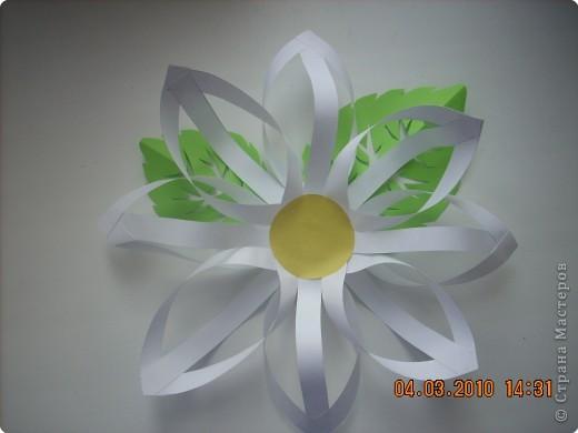 Ромашка цветок своими руками - TurnPike