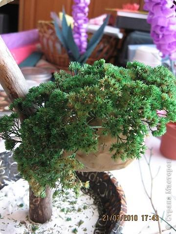 Вот такое дерево у меня получилось фото 11