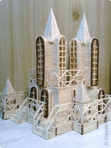 Дворец Ветров( неоновая подсветка) вид спереди фото 3