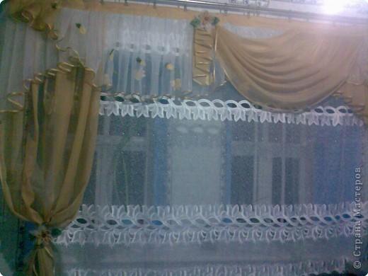 шторка на кухню фото 1