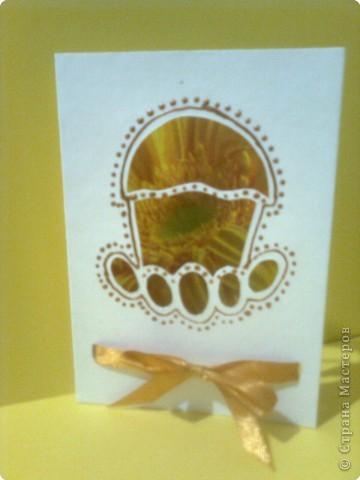 Вырезание: Пасхальные открытки фото 7