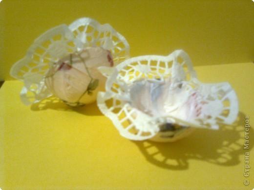 Подставки под пасхальные яйца. фото 1