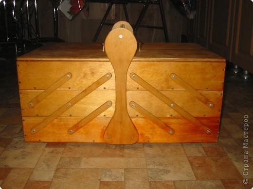 Ящик для инструмента своими руками фото