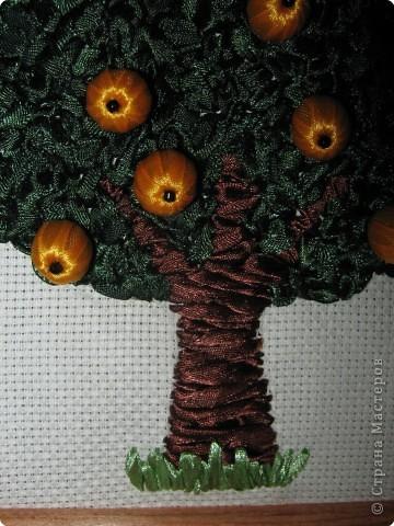 Апельсиновое дерево Бисер