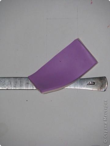 раскатываем(пластик FIMO запекается в духовке 110*С-30мин)  фото 2