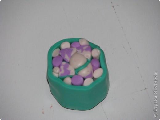 раскатываем(пластик FIMO запекается в духовке 110*С-30мин)  фото 11