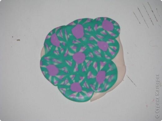 раскатываем(пластик FIMO запекается в духовке 110*С-30мин)  фото 18