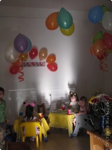 мой день рождение,дети все остались довольными и все с подарками,в конце каждой игры были призы фото 3