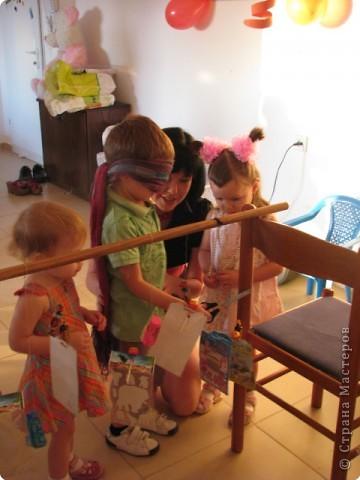 мой день рождение,дети все остались довольными и все с подарками,в конце каждой игры были призы фото 4