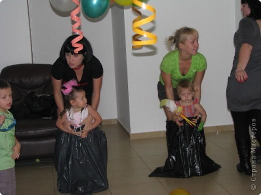 мой день рождение,дети все остались довольными и все с подарками,в конце каждой игры были призы фото 12